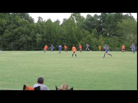 Ayana Weissenfluh #71 goal - Memphis, TN Game 2