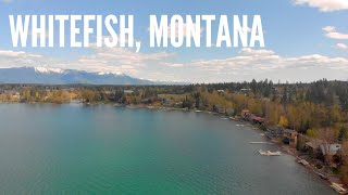 Montana Living: Whitefish Montana City Moving Guide - Whitefish Montana recreation, taxes, schools &