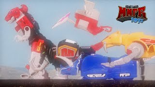 Mighty Morphin Megazord | Dinozords (NEW Hasbro Megazord)