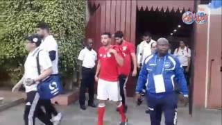 أخبار اليوم | نجوم المنتخب المصري يغادرون لخوض أول تدريب بالجابون