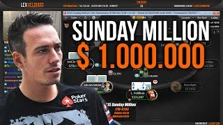 $1,000,000 SUNDAY MILLION Grind