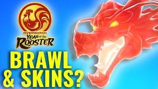 Overwatch Chinese New Year Brawl & Skins Predictions (Theory)