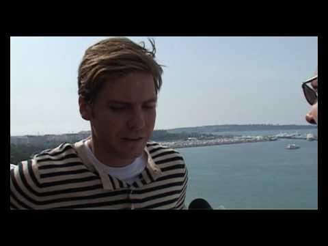 Inglourious Basterds: Daniel Bruhl | Empire Magazine - YouTube