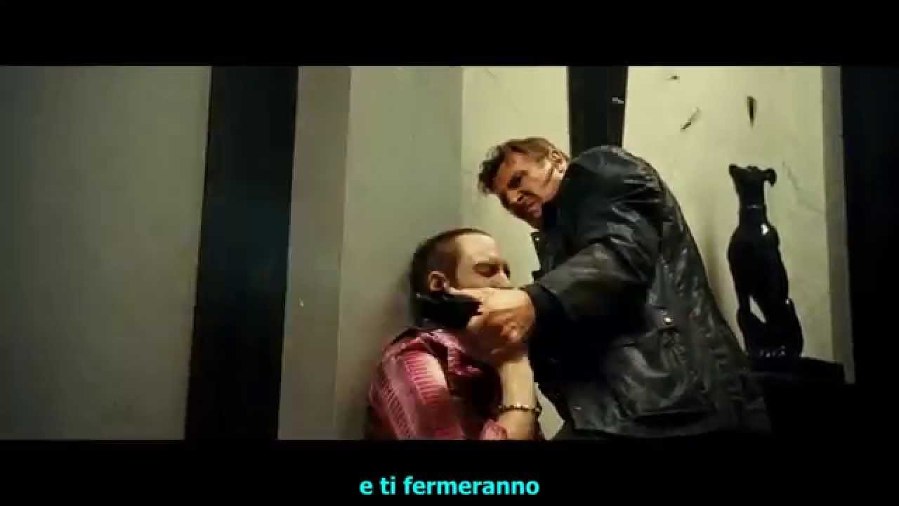 Taken 3 Trailer Sottotitolato Italiano Hd Io Vi Trovero 2 Sequel Youtube