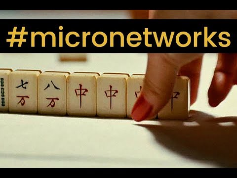 #micronetworks // media, culture, cities
