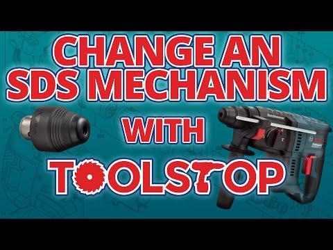 How To - Change An SDS Chuck Mechanism