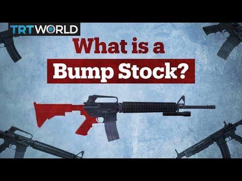 bump stocks definition