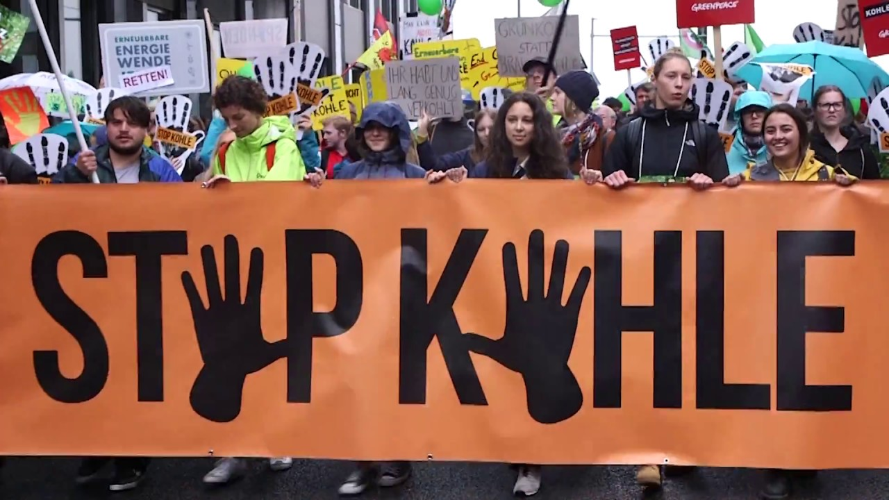klimaschutz demo berlin