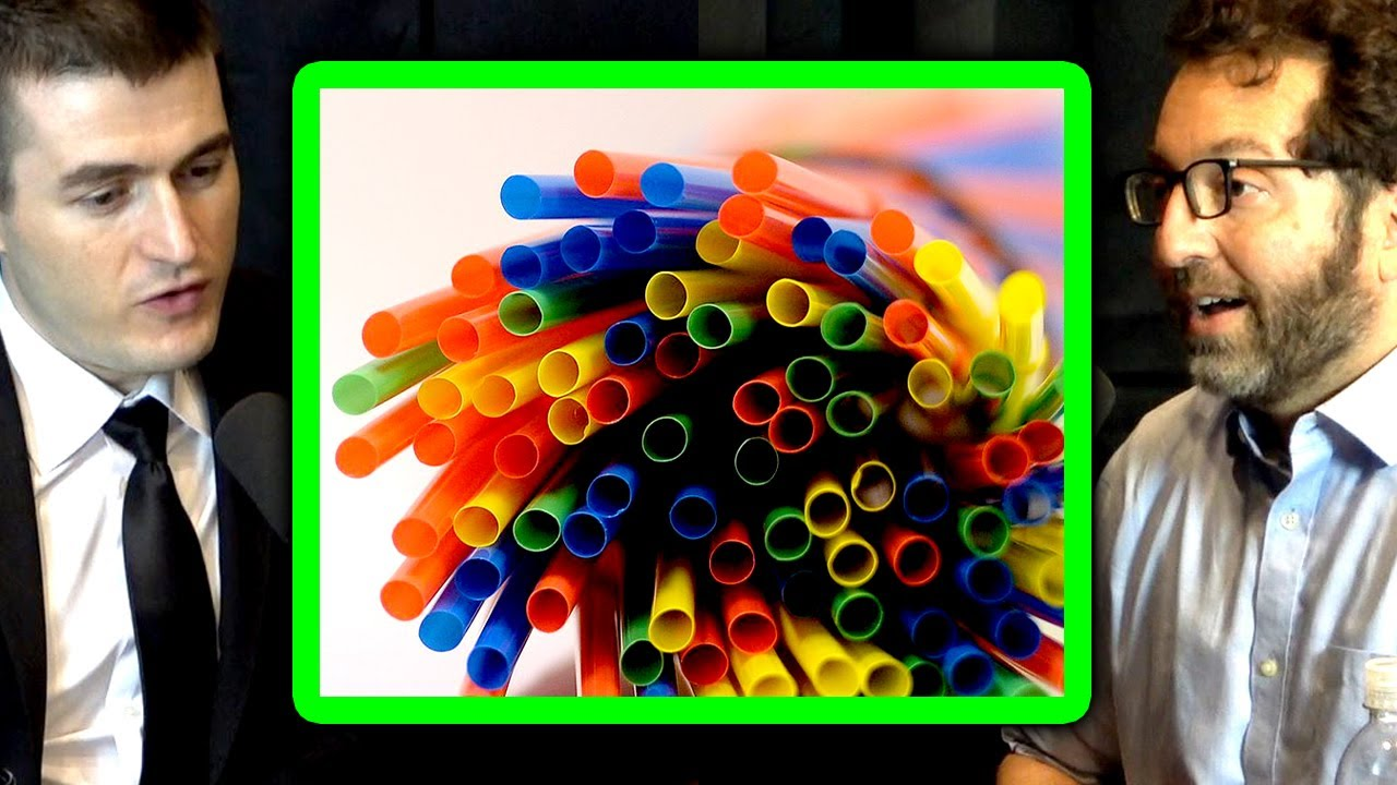 How many holes does a straw have?   Jordan Ellenberg and Lex Fridman