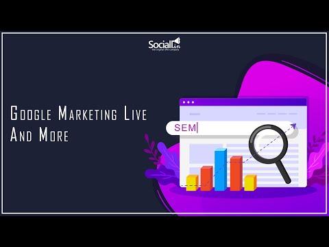 Google Marketing Live And More || Digital Marketing Weekly