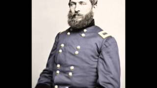 General James Garfield U.S. Civil War Re-coloring