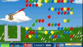 Bloons 2 (PC) Gameplay.wmv