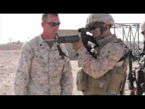 II MEF Marines and Sailors Conduct Counter-IED Training in Afghanistan