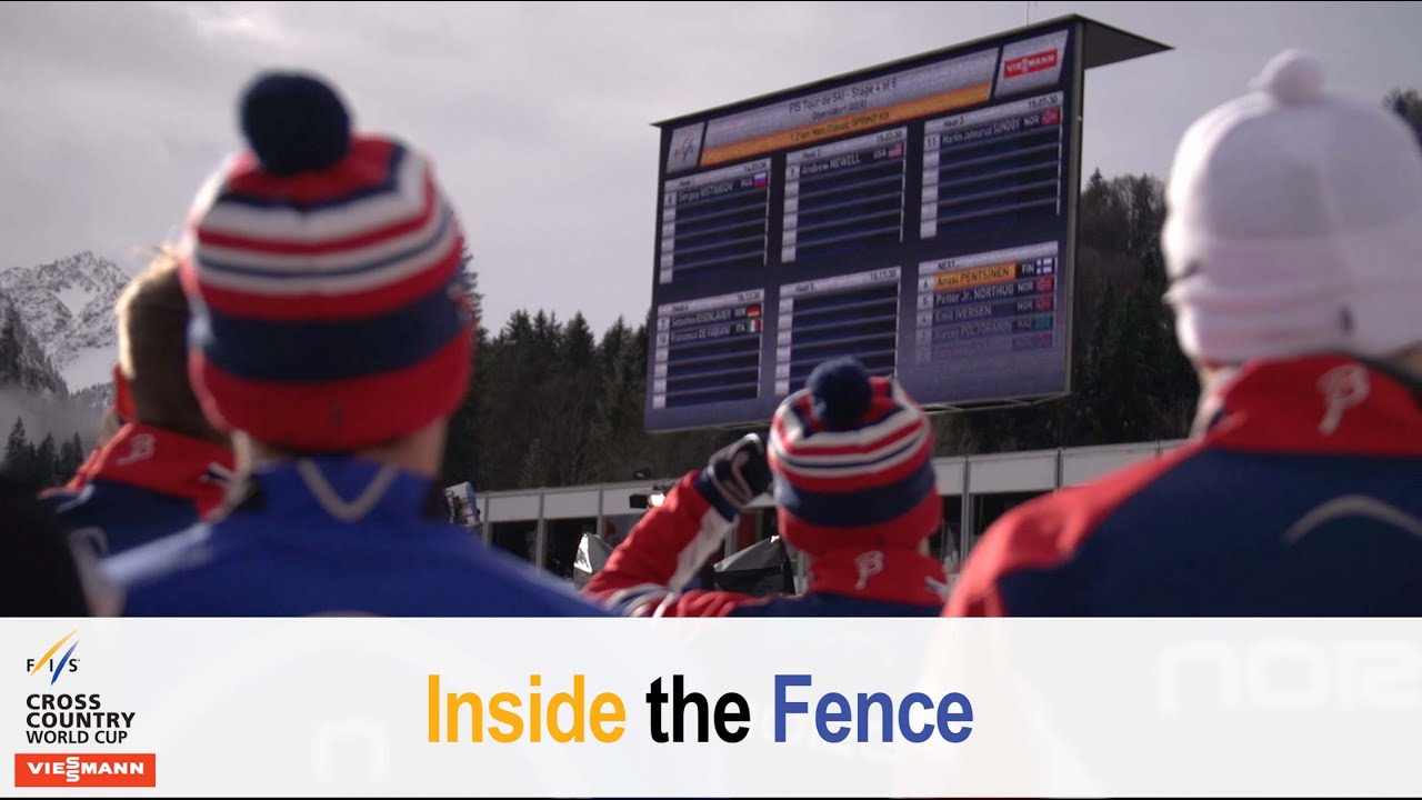 What is the heat selection? - inside the fence - fiscrosscountry