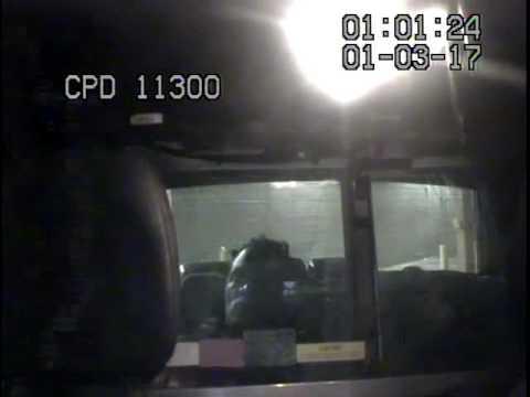 Adam Jones arrest video