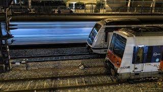 RER A : 2 Mi09 en panne à La Varenne + un Rail cassé à Gare de Lyon