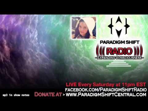 Paradigm Shift Radio Ep46 ∞ Awakening Our Potential. w Jamaica Stevens