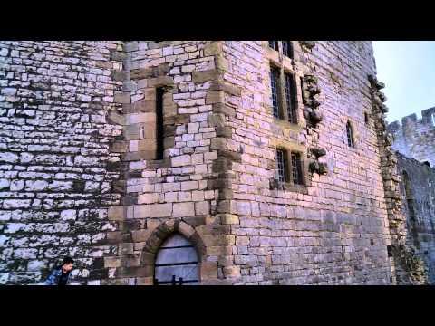 Caernarfon Castle - 01