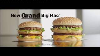 Grand Big Mac - Australia, 2018