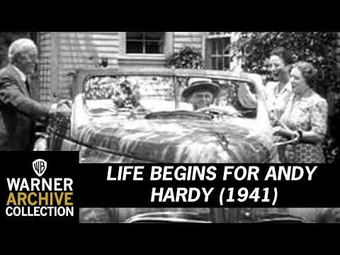 Life Begins for Andy Hardy (Original Theatrical Trailer)