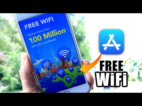 how to get free wifi anywhere anytime android