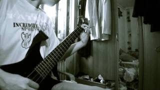 Slayer - Bloodline Bass Cover
