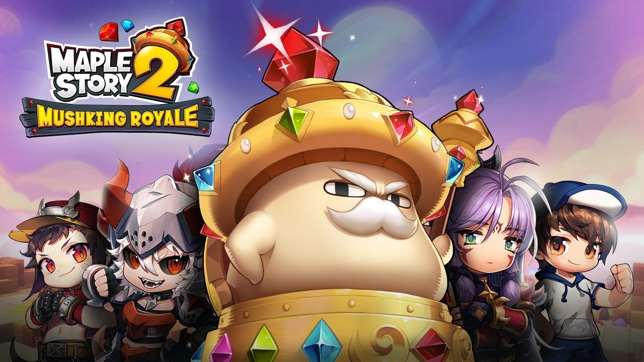 MapleStory 2 Coming in Oct, Battle Royale Mode Available Now