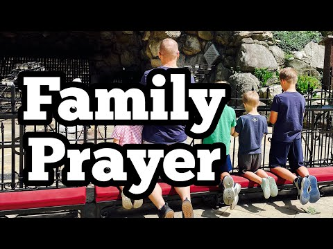 FAMILY PRAYER TIME || Tips and tricks we use!!!