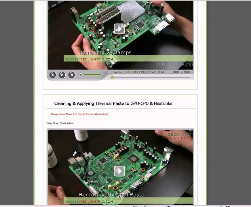 james dean xbox 360 repair guide youtube rh youtube com Xbox 360 Slim Microsoft Xbox 360 Support
