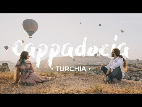 CAPPADOCIA: documentario di un viaggio senza sonno