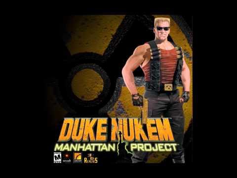 Duke Nukem Manhattan Project -- Main Theme (HQ Audio)