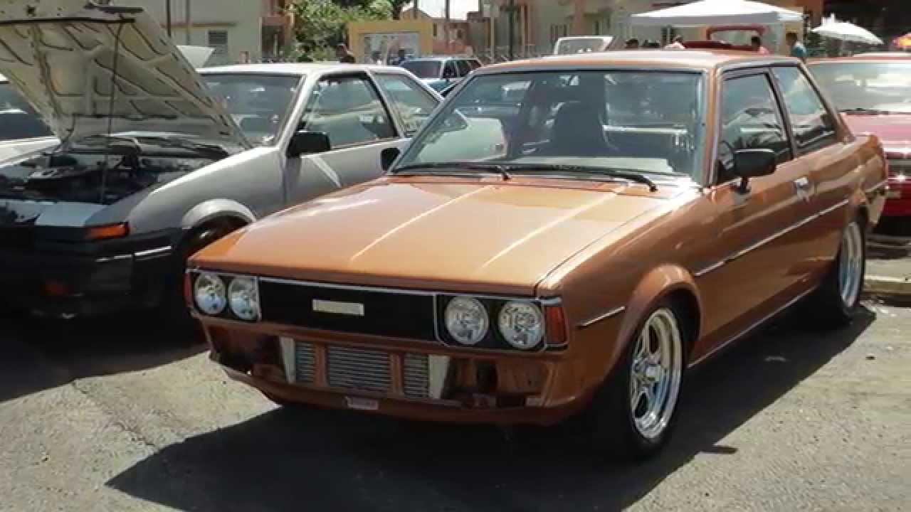 Classic Toyota Car Show - YouTube