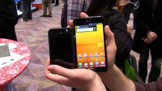 Samsung Galaxy Note (AT&T) Hands On