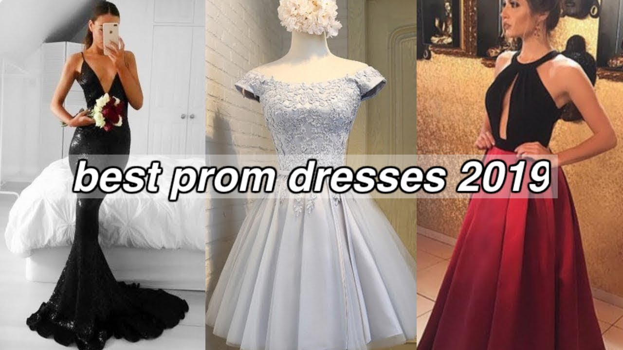 new style & luxury new images of fashion style of 2019 Best Prom Dresses 2019 - Affordable Ball/Formal Dress Shopping Online  *Video Review*