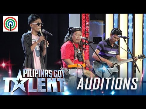 Pilipinas Got Talent Season 5 Auditions: Big One - Group of Musicians