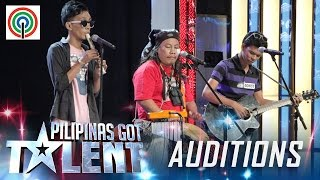 Download Pilipinas Got Talent Season 5 Auditions: Big One - Group of Musicians Mp3 and Videos