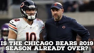 Are The Chicago Bears Playoff Chances Virtually Over? Season Done?