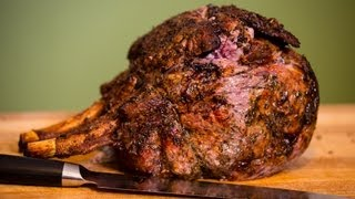 Prime Rib Roast Recipe (Cedar Planked)