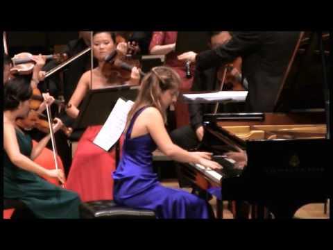 Saint-Saëns Piano Concerto No.2 - Lise de la Salle & CCOHK/Jean Thorel