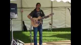 The Rockspert at Pewsey Music Festival 2013 - Ace of Spades Acoustic cover