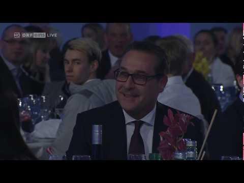 """Pariasek begrüßt """"Karl-Heinz"""" Strache"""