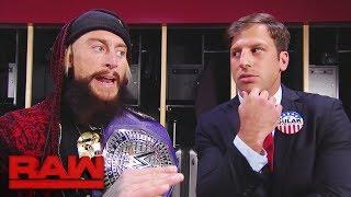 Enzo Amore has Nia Jax on his mind: Raw, Dec. 11, 2017