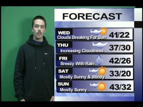 Jeffrey Price Weatherman