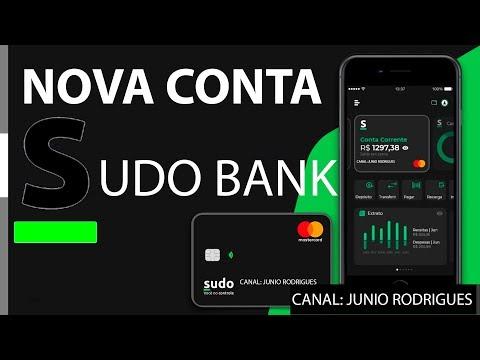 CONHEÇA  NOVA CONTA DIGITAL SUDO BANK - SAIBA TUDO AQUI!