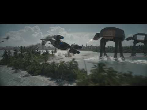 Edited Rogue One commercial