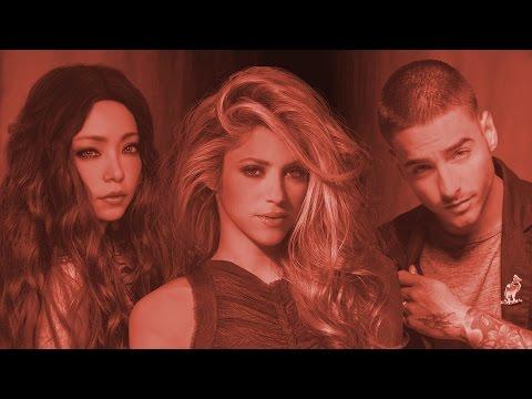 Shakira & Maluma Ft. Namie Amuro - Want Me, Want Chantaje (TeijiWTF Mashup)