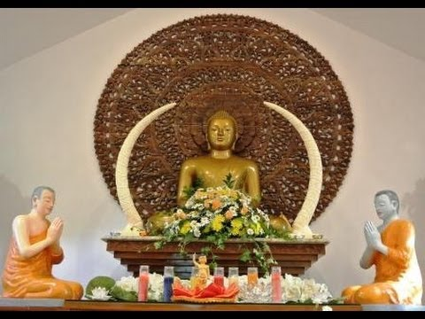 Dhammacakkappavattana Sutta by Bhante Devananda Indiana Buddhist Temple