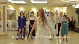 Свадебный клип. Пример монтажа.