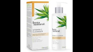 Vitamin C Facial Cleanser   Anti Aging