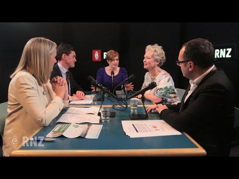 RNZ Wellington Mayoral Debate